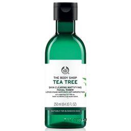 Tônico Tea Tree The Body Shop 250 Ml