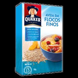 Aveia Quaker Floco Fino Fino 165 g