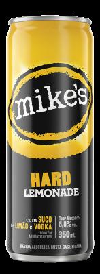 Mike's Hard Lemonade Bebida Alcoolica Mista Gaseificada Limao
