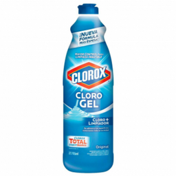 Desinfetante Clorox Cloro Gel Original 700 mL