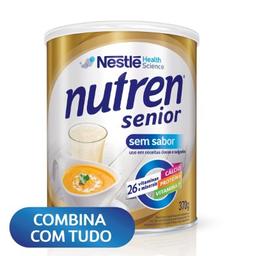 Nutren Senior Pó Sem Sabor 370 g