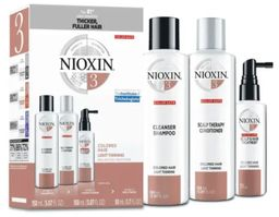 Kit 3 Nioxin - 150  mL