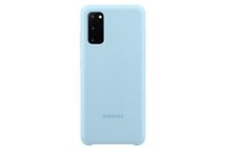 Capa Samsung Galaxy S20 Silicone Azul