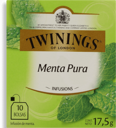 Twinings Chá Verde Com Hortelã