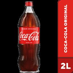 Coca-Cola Original Refrigerante Coca-Cola Pet 2 L