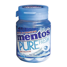 Mentos Goma De Masculino Pure Fresh Mint