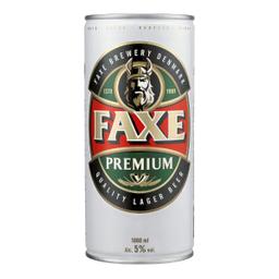 Cerveja Faxe Premium 1 L