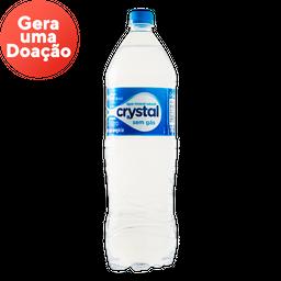 Crystal Água mineral sem gás