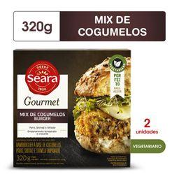 Seara Gourmet Hamburguer Mix Cogum