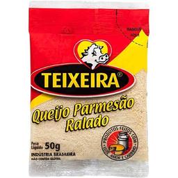 Qjo Parmesao Ralado Teixeira Pct 50 g