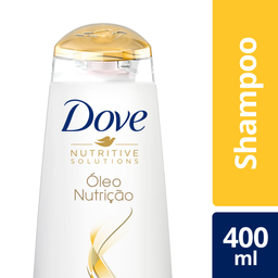 Dove Shampoo Oleo Nutricao Para Cabelos Secos