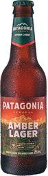 Cerveja PATAGONIA AMBER LAGER Garrafa 740ML
