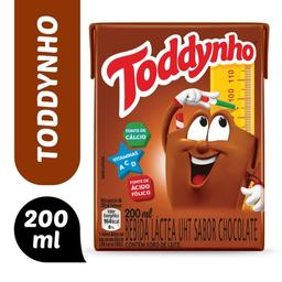 Toddynho Achocolatado Pronto Tradicional Tetra Pak