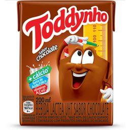 Toddynho Bebida Láctea sabor chocolate 200ml