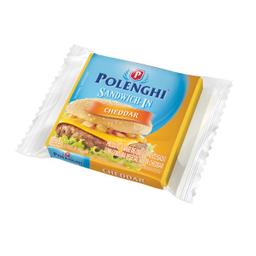Queijo Polenghi Sandwich-in Cheddar 144 g