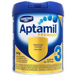 20% DESCONTO NA 2� UNIDADE Aptamil Aptanutri Leite Pó Infantil Premium 3