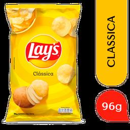 Lays Batata Frita Lisa Clássica Pacote - Cód. 10836