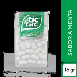 Bala Tic Tac Menta 16 g