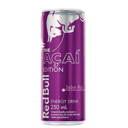 Red Bull Energetico Acai