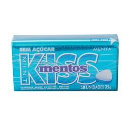 Mentos Undefined Drops Kiss Menta
