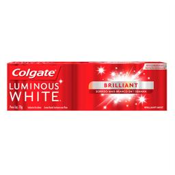 Creme Dental Colgate Luminous White Brilhante 70 g