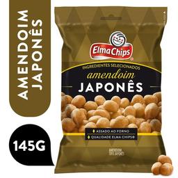 Elma Chips Amendoim Japonês