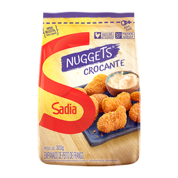 Sadia Nuggets de Frango Crocante