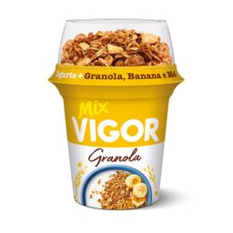 Vigor Mix Granola Banana E Mel 150 g