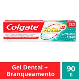 Colgate Creme Dental Total 12 Advanced Fresh