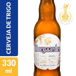 Cerveja Hoegaarden Wit Blanche 330 ml Long Neck