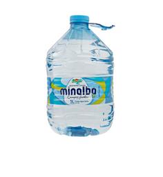 Água Mineral Minalba Sem Gás