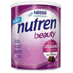 Nestlé Nutren Beauty Suplemento Alimentar Dark Chocolate