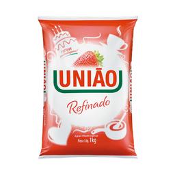 Açúcar Refinado União 1 kg