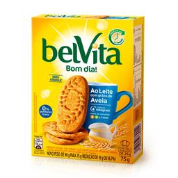 Belvita Biscoito Leite Com Graos De Aveia