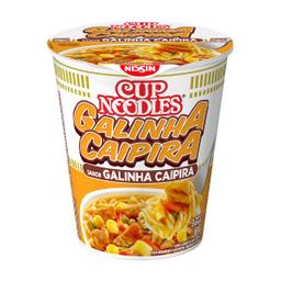 Mac Inst Cup Noodles Nissin Gali Cai 69 g
