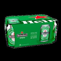 Cerveja Heineken 350 mL 12 Und