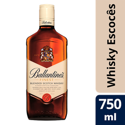 Ballantines Whisky Escoces 8 Anos