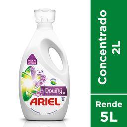 Ariel Lava Roupa Líquido Concentrado 50 Lavagens