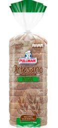 Pullman Pão Artesano Integral