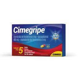 Cimegripe Cimed