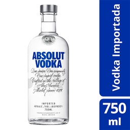 Absolut Vodka Swe Original