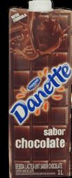 Bebida Láctea Danette Chocolate 1 L
