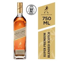 Johnnie Walker- Gold Label Whisky Gold Label Reserve