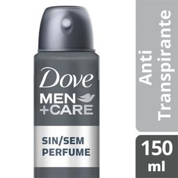Dove Men Desodorante Aerosol Care Sem Perfume 48H