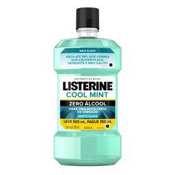 Listerine Antisseptico Bucal Zero