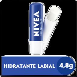 50% DESCONTO NA 2� UNIDADE Nivea Protetor Labial Lip Care Essential