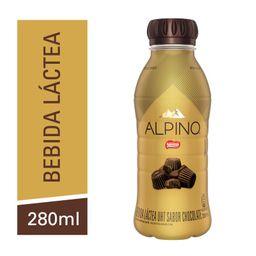 Alpino Bebida Lactea Sabor Chocolate