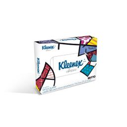 Box Kleenex CLASSIC 50un-Regular