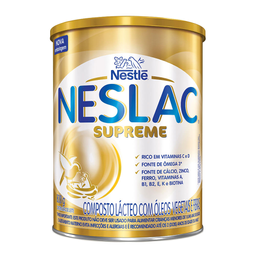 Neslac Composto Lacteo Supreme ramas