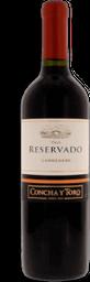 Y Toro Concha Vinho Reservado Carmenere
